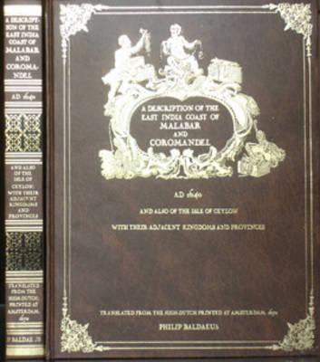 Description of East India Coasts of Malabar and Coromandel a (BOK)