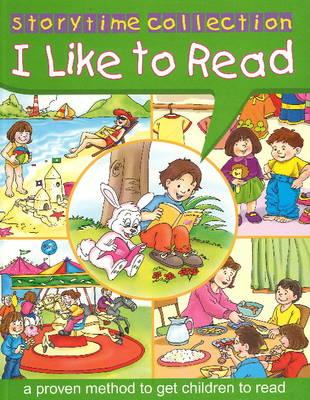 I Like to Read (BOK)