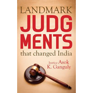 Landmark Judgements That Changed India (BOK)