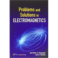 Problems and Solutions in Electromagnetics (BOK)