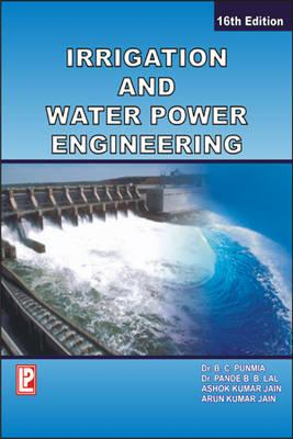 Irrigation and Water Power Engineering (BOK)