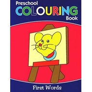 Preschool Colouring Book (BOK)