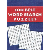100 Best Word Search Puzzles (BOK)