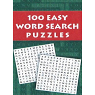 100 Easy Word Search Puzzles (BOK)