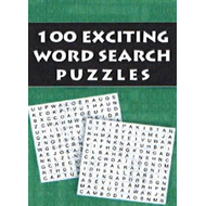 100 Exciting Word Search Puzzles (BOK)