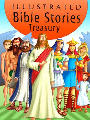 Illustrated Bible Stories Treasury (BOK)