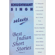 Khushwant Singh Selects Best Indian Short Stories (BOK)