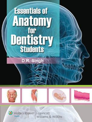 Essentials of Anatomy for Dentistry Students (BOK)
