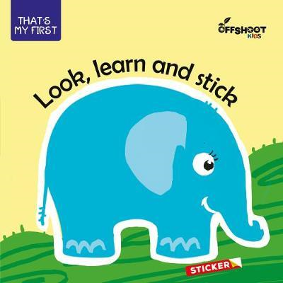 Learn, Find and Stick (BOK)