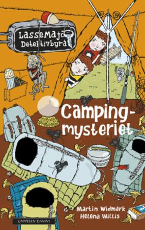 Campingmysteriet (BOK)