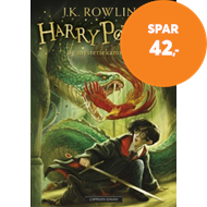 Produktbilde for Harry Potter og mysteriekammeret (BOK)