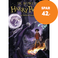 Produktbilde for Harry Potter og dødstalismanene (BOK)