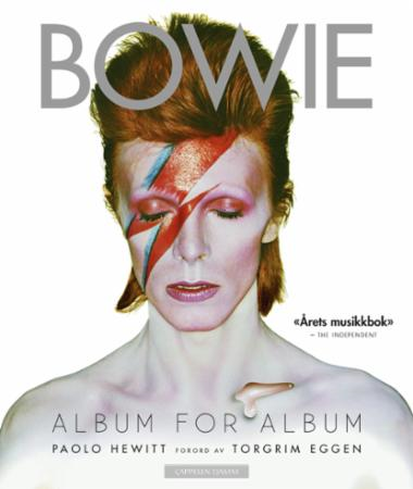 Bowie - album for album (BOK)