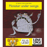 Monster under senga (BOK)