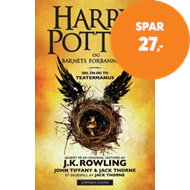 Harry Potter og barnets forbannelse - del én og to (BOK)