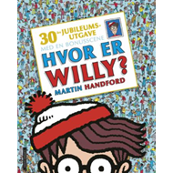Hvor er Willy? (BOK)
