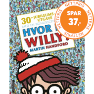 Produktbilde for Hvor er Willy? (BOK)