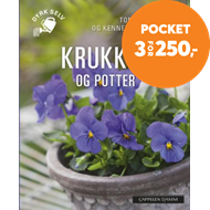 Produktbilde for Krukker og potter (BOK)