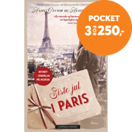 Produktbilde for Siste jul i Paris (BOK)