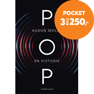 Produktbilde for Pop - en historie (BOK)