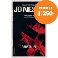 Produktbilde for Rødstrupe - en Harry Hole-thriller (BOK)