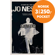 Gjenferd - en Harry Hole-thriller (BOK)