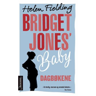 Bridget Jones' baby - dagbøkene (BOK)