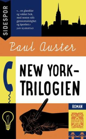 New York-trilogien (BOK)