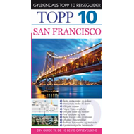 San Francisco - topp 10 (BOK)