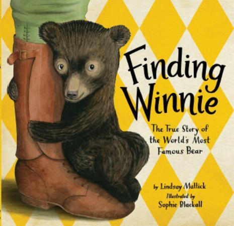 Bjørnen Winnie Den Sanne Historien Om Verdens Mest Kjente Bjørn