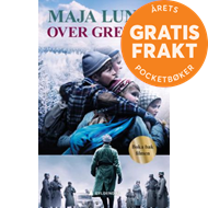 Produktbilde for Over grensen (BOK)
