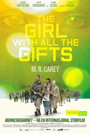 The girl with all the gifts = Menneskebarnet (BOK)