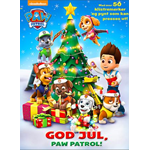 God jul, Paw patrol! (BOK)