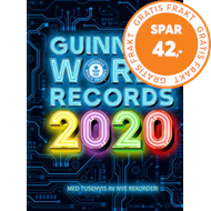 Produktbilde for Guinness world records 2020 (BOK)