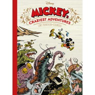 Mickey's craziest adventures (BOK)
