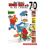 Walt Disney's Donald Duck & Co - 70 år i Norge (BOK)