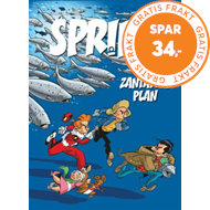 Produktbilde for Sprint - Zantafios plan (BOK)
