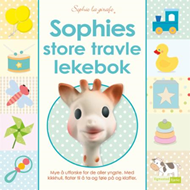 Sophies store travle lekebok (BOK)