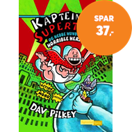 Produktbilde for Kaptein Supertruse og Hebbe Hundetruses horrible herjinger (BOK)