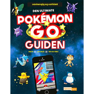 Den ultimate Pokémon Go!-guiden (BOK)