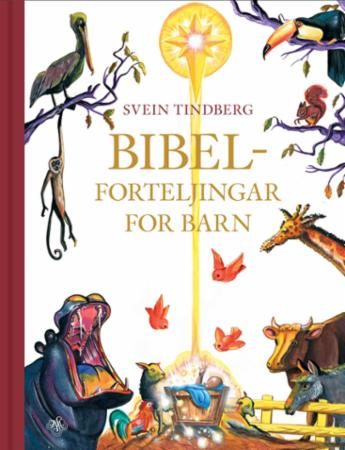 Bibelforteljingar for barn (BOK)