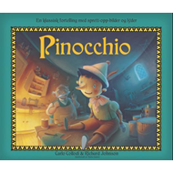 Pinocchio - pop-up-bok med lyd (BOK)