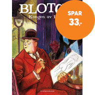 Blotch - kongen av Paris (BOK)