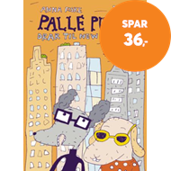 Produktbilde for Palle Puddel drar til New York (BOK)
