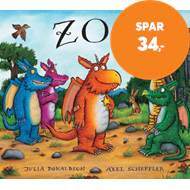 Produktbilde for Zog (BOK)