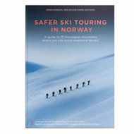 Safer ski touring in Norway - a guide to 111 Norwegian mountains where you can avoid avalanche terra (BOK)
