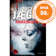 Produktbilde for Judasskuddet (BOK)