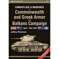 Camouflage and Markings of Commonwealth and Greek Armor in t (BOK)