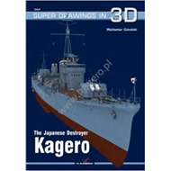 The Japanese Destroyer Kagero (BOK)