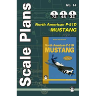 Scale Plans No. 14: North American P-51D Mustang (BOK)